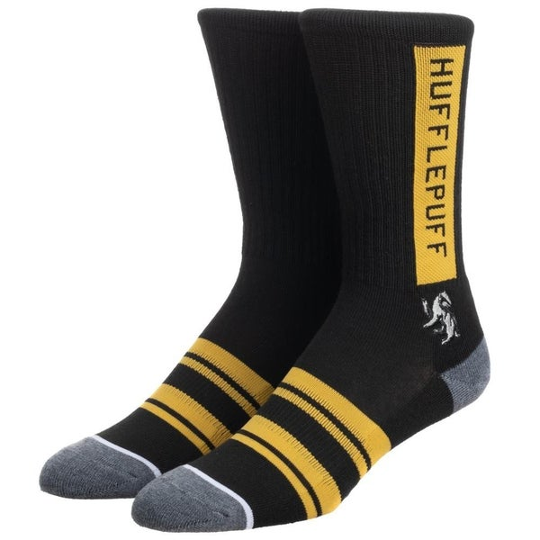 Harry Potter Hufflepuff Athletic Crew Sock