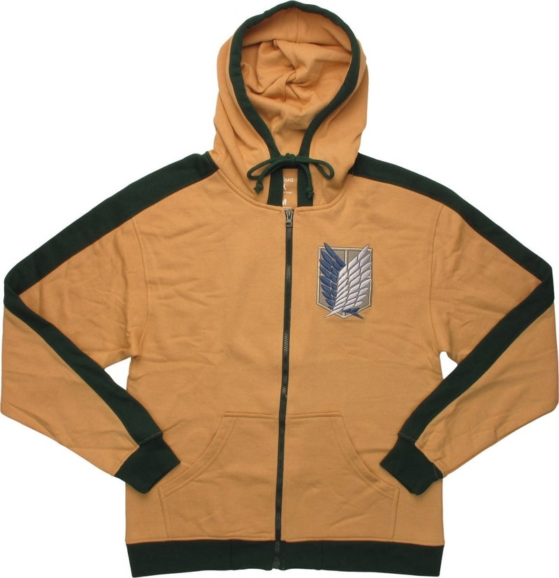 Attack on Titan Scout Zip Hoodie