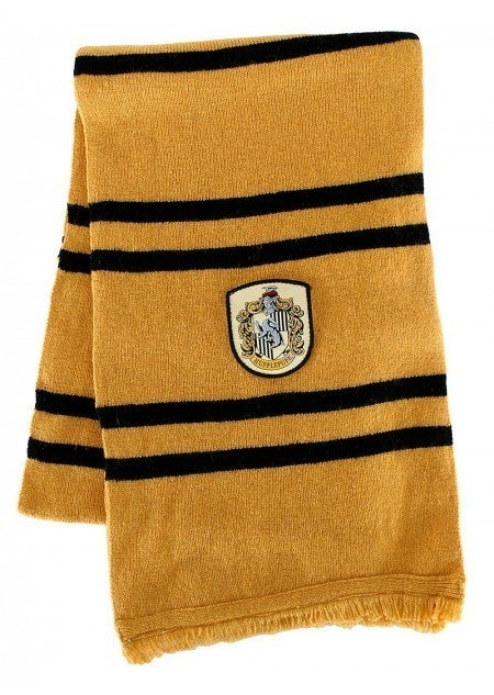 Harry Potter Gryffindor Hufflepuff Ravenclaw or Slytherin Scarf