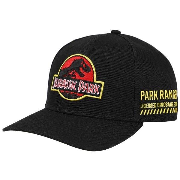 Jurassic Park Park Ranger Pre-Curved Snapback