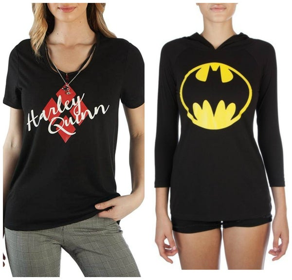 Batman / Harley Shirt Juniors