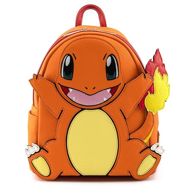 Pokemon Charmander Cosplay Mini-Backpack Loungefly