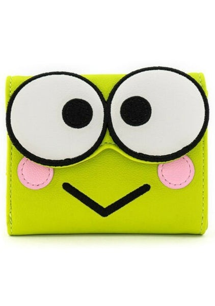 SANRIO: KEROPPI Cosplay Wallet Hello Kitty LOUNGEFLY