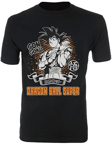 Dragon Ball Goku Super T-Shirt Men's