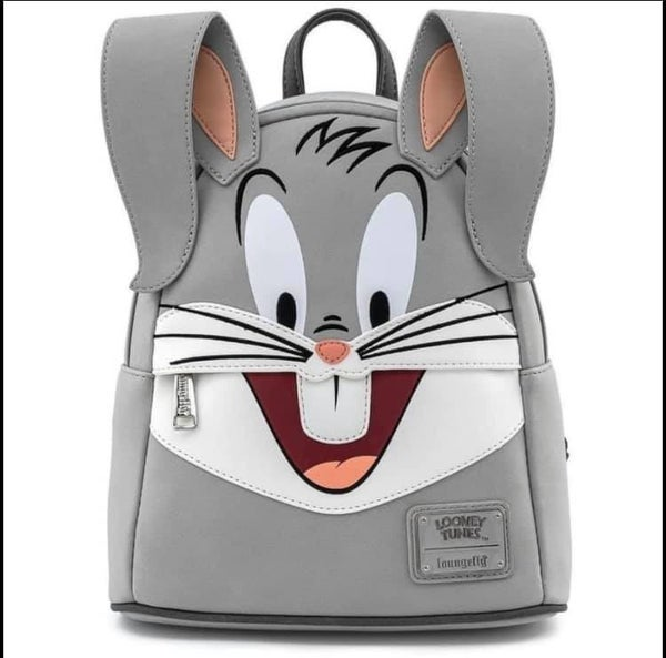 Looney Tunes Bugs Bunny Cosplay Mini Backpack Loungefly