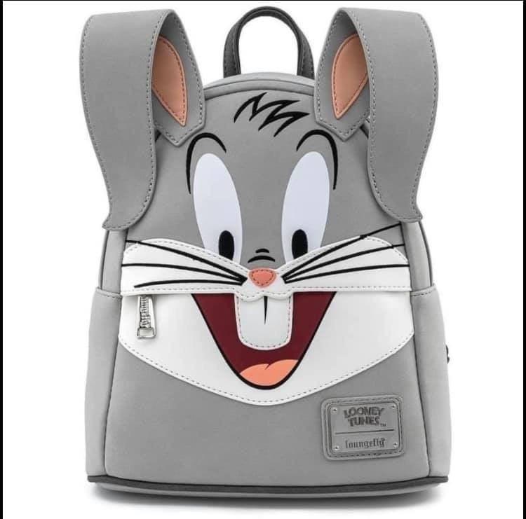 Looney Tunes Bugs Bunny Cosplay Mini Backpack Loungefly