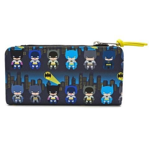DC Batman 80th Chibi Wallet Loungefly