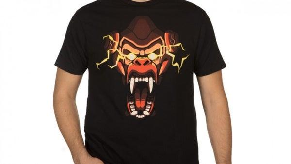 Overwatch Winston t-shirt