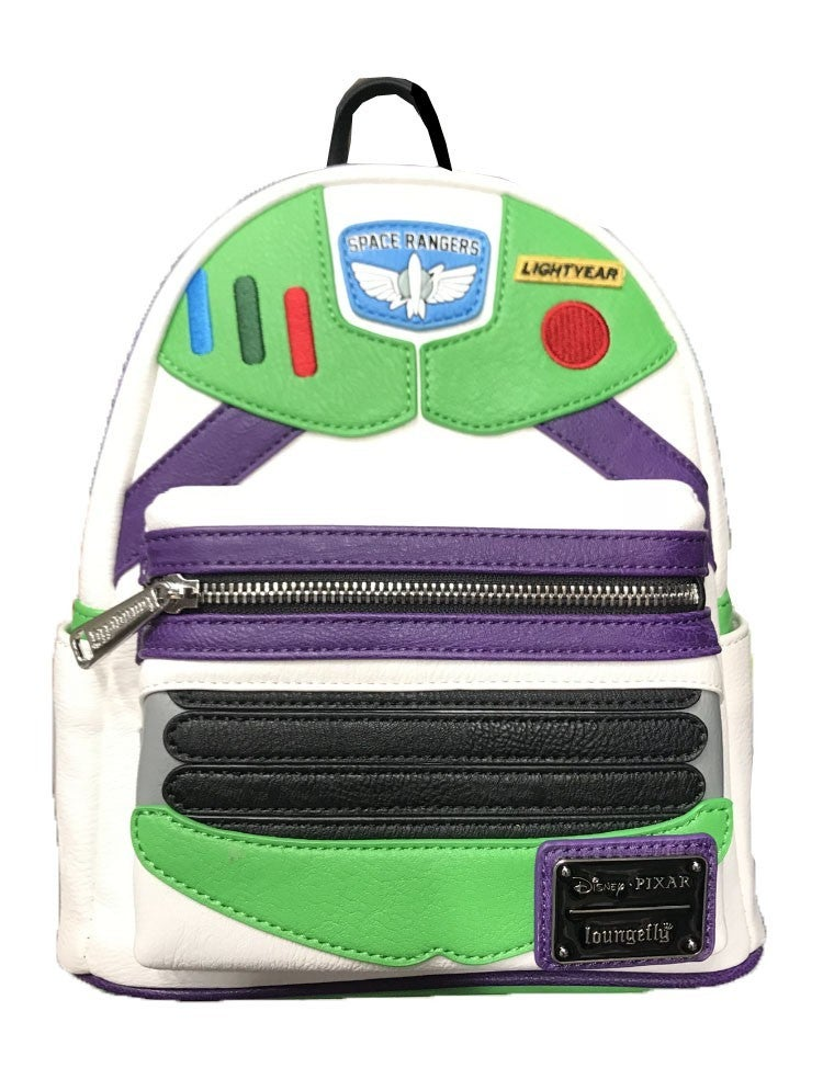 TOY STORY Buzz Lightyear Mini Backpack LOUNGEFLY