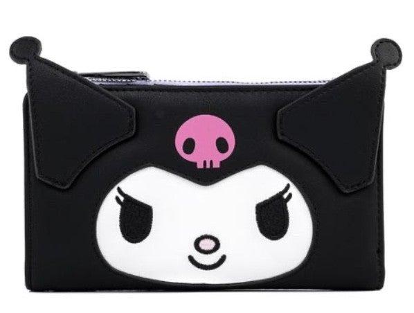 Kuromi Cosplay Wallet Sanrio Loungefly