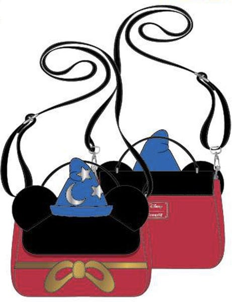 Fantasia Sorcerer Mickey CROSSBODY, WALLET & SET options Loungefly Pre-order Nov/Dec