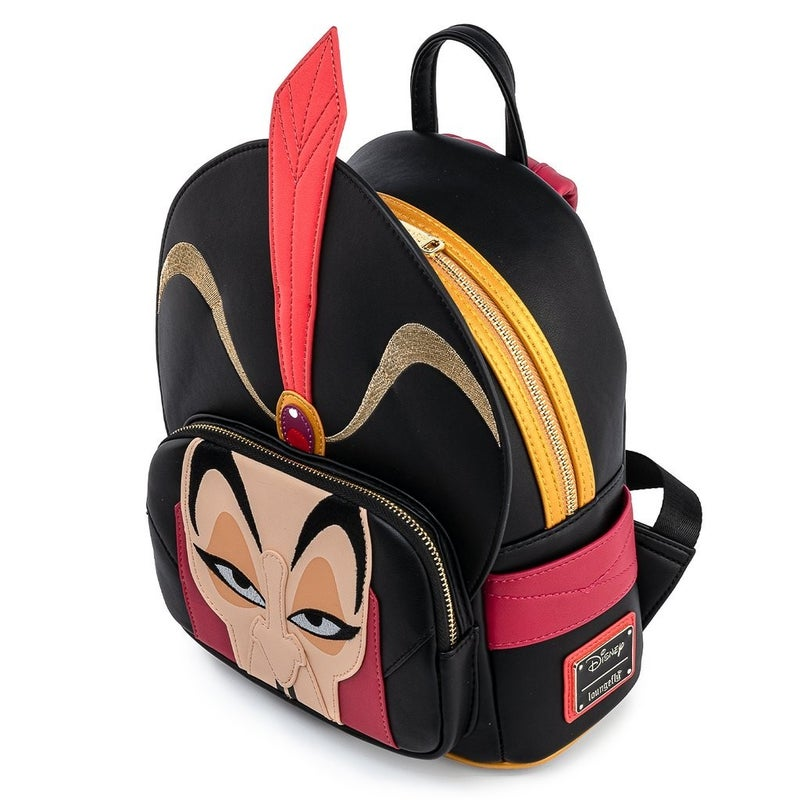 Aladdin Jafar Cosplay Mini Backpack Disney Loungefly
