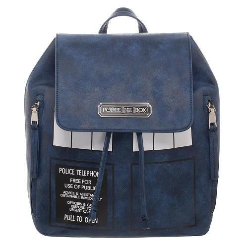 Doctor Who Mini Backpack Bioworld