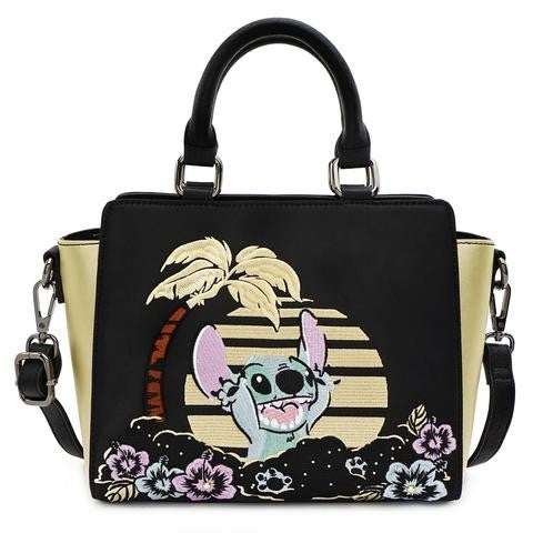 Stitch Ohana Scene Loungefly Cross Body Bag