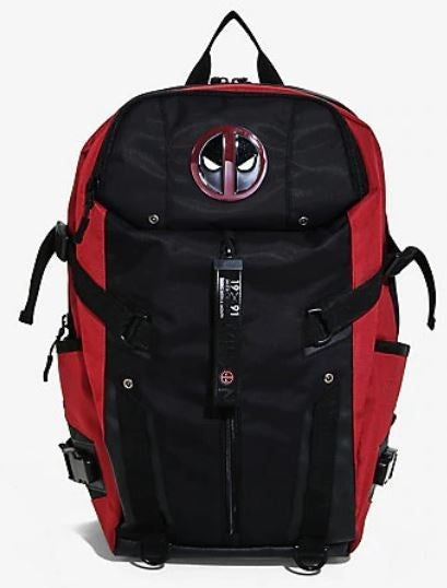 MARVEL DEADPOOL 1991 BUILT-UP BACKPACK