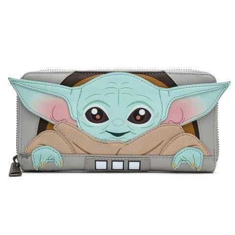 Loungefly THE CHILD Baby Yoda Star Wars  Wallet