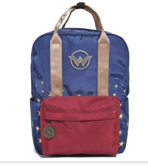 DC Wonder Woman Double Handle Backpack