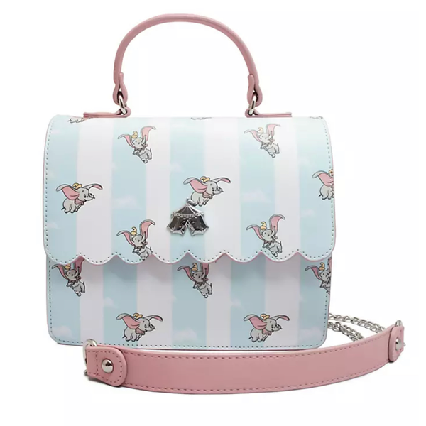Dumbo Flying AOP Crossbody Loungefly