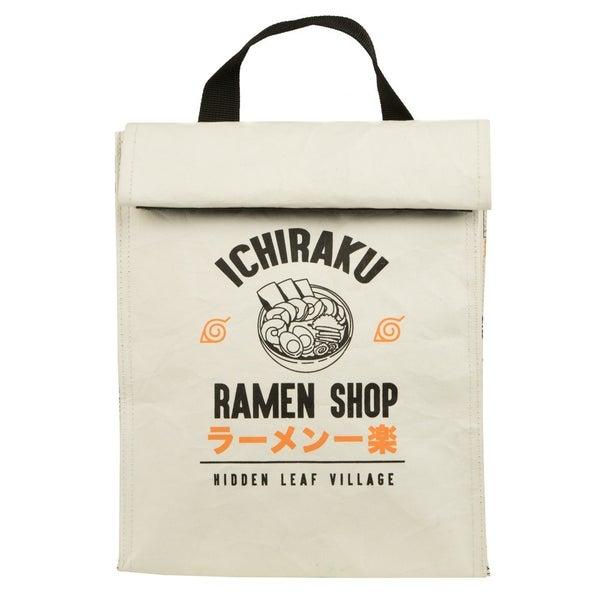 Naruto Insulated Lunch Sack Bag Box