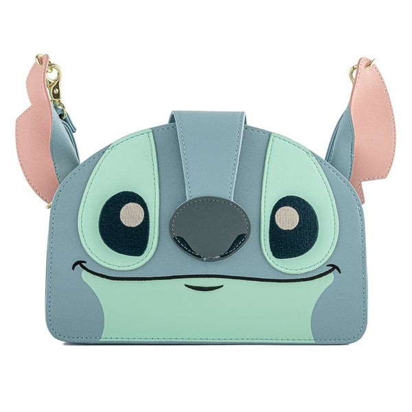 Stitch Luau Cosplay Crossbody Loungefly