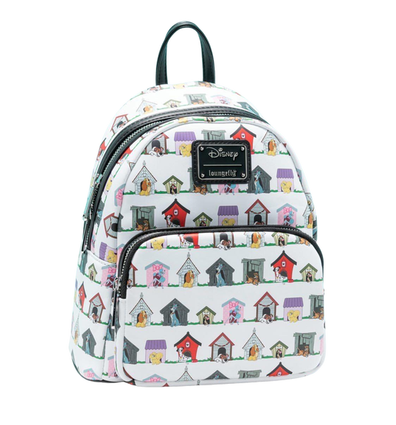 DISNEY Dog Houses SET, MINI BACKPACK & WALLET options [PRE-ORDER - OCTOBER DELIVERY] LOUNGEFLY