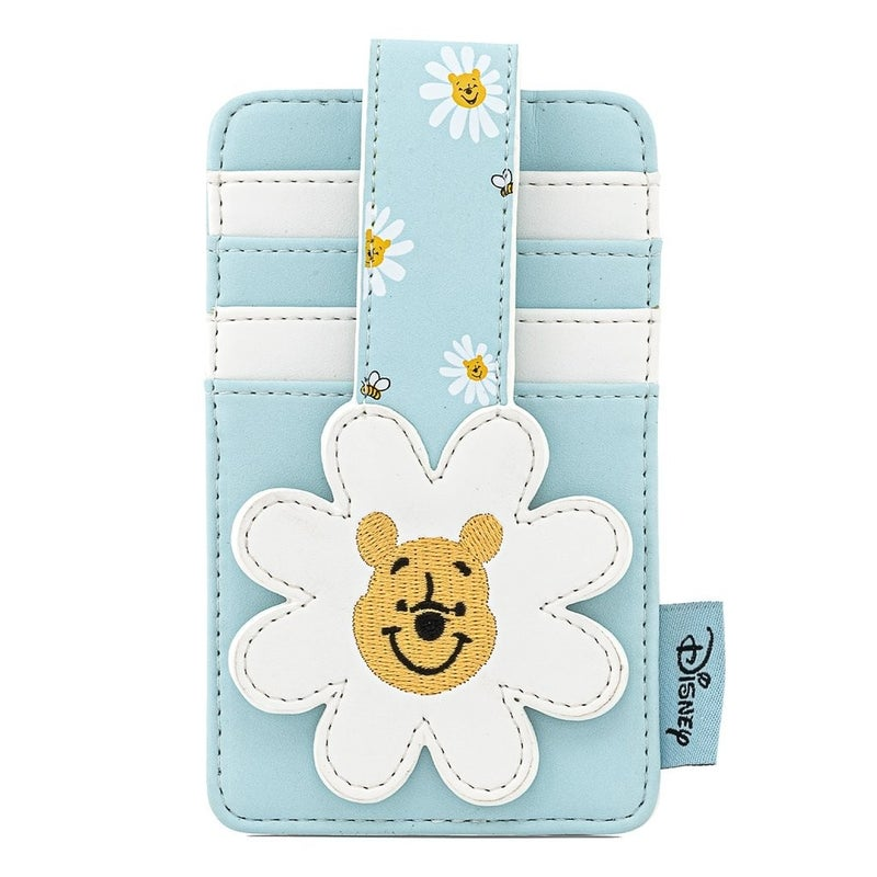 Winnie the Pooh Daisy Head Card Holder Wallet Loungefly - duplicate