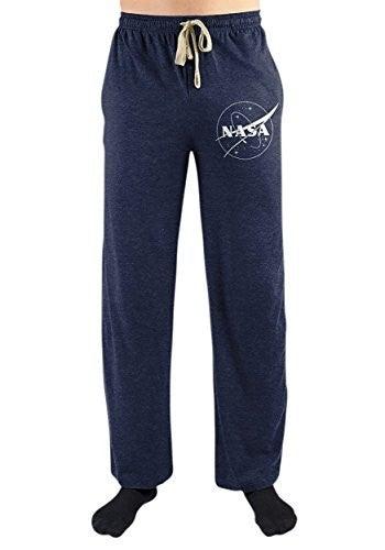 NASA Heather Blue Denim Sleep Pants