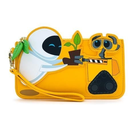 WALL-E Plant Boot Wallet  Loungefly