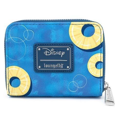 Disney Lilo & Stitch Scrump on Pineapple Zip-Around Wallet Loungefly