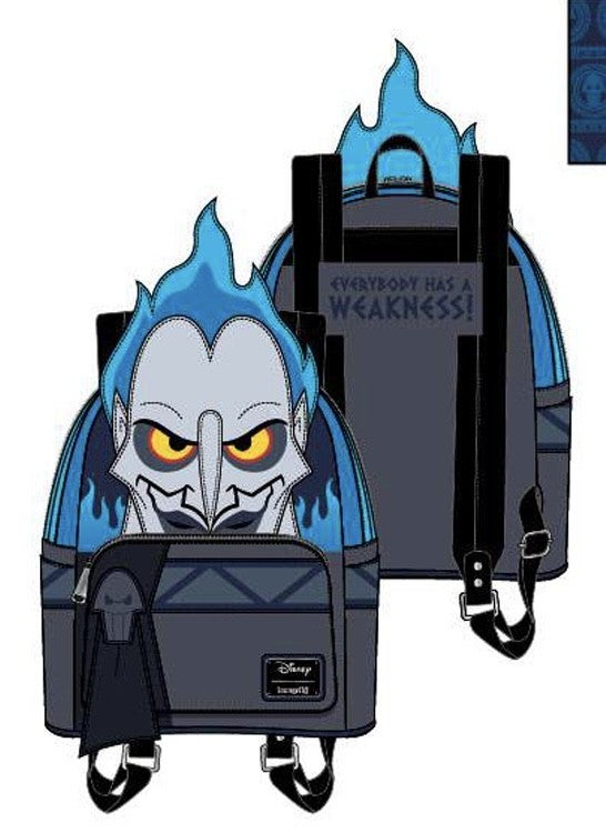Hercules Hades Mini Backpack or Set Loungefly PRE-ORDER shipping August