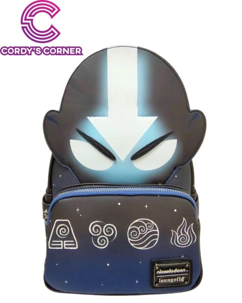Avatar Aang Exclusive Mini Backpack Loungefly