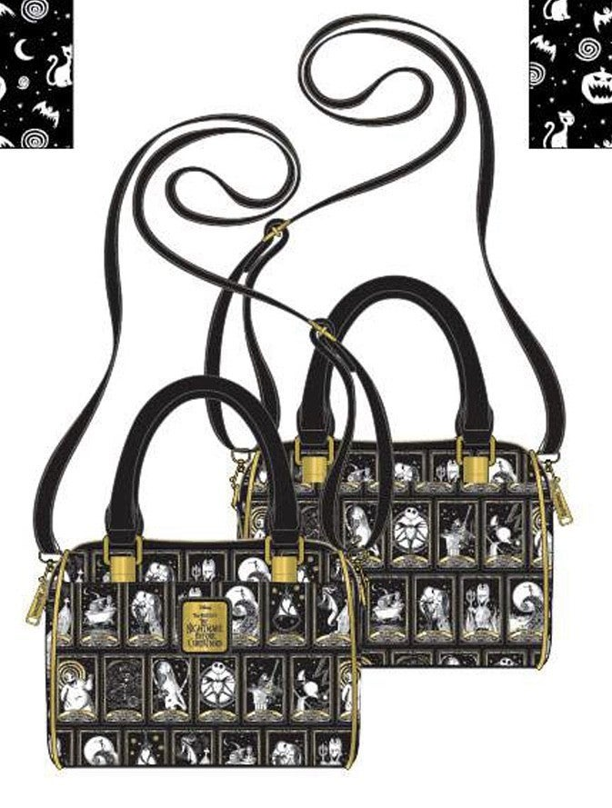 NBC Tarot Card  Crossbody Bag or Set Loungefly PRE-ORDER Shipping August