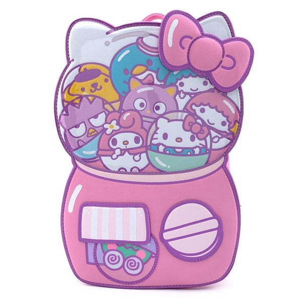 SANRIO: HELLO KITTY Kawaii Machine Mini Backpack LOUNGEFLY