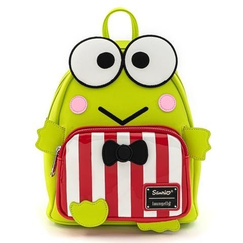 SANRIO: KEROPPI Cosplay Mini Backpack Hello Kitty LOUNGEFLY