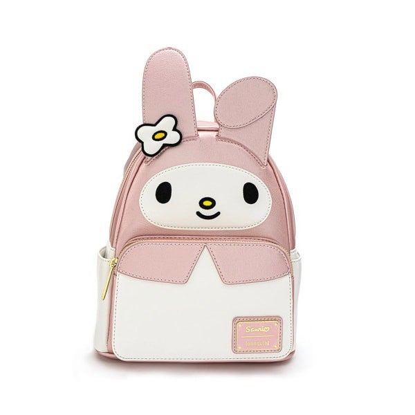 SANRIO: MY MELODY Cosplay Mini Backpack  LOUNGEFLY Hello Kitty