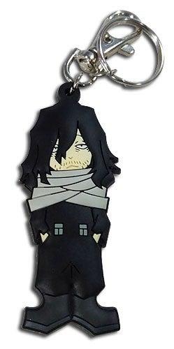 MY HERO ACADEMIA - SD AIZAWA PVC KEYCHAIN