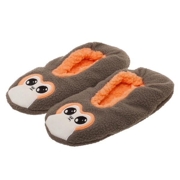Star Wars Porg Cozy Slipper socks