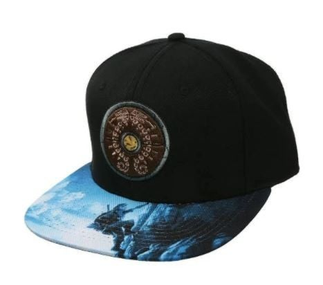Legend of Zelda Breath of The Wild Shield Snapback Hat