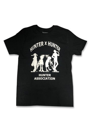 HUNTER X HUNTER SILHOUETTE HUNTER ASSOCIATION MEN'S T-SHIRT