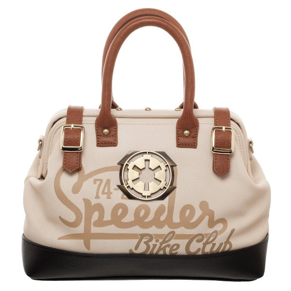 Star Wars Endor Scout Trooper Handbag Speeder Bike Club