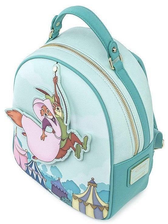 Robin Hood & Maid Marian Disney Mini Backpack Loungefly