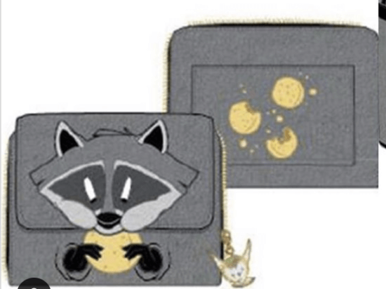 Disney Pocahontas Meeko Zip-Around Wallet Loungefly PRE-ORDER