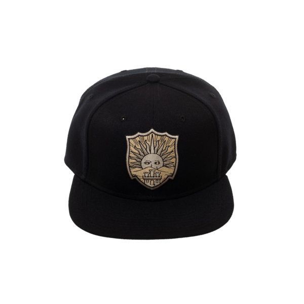 Black Clover Golden Dawn Sun Snapback Cap