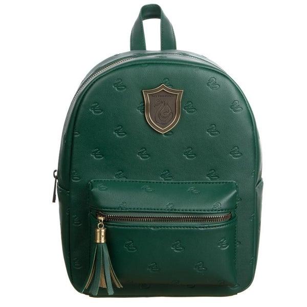 Harry Potter Slytherin Mini Backpack