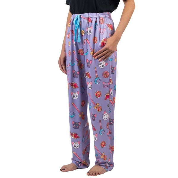 Sailor Moon Juniors AOP Sleep Pants