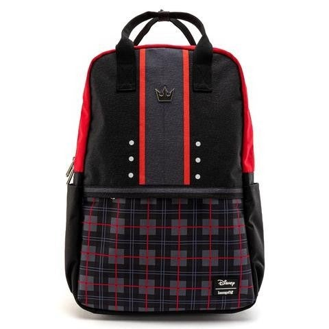Disney Kingdom Hearts Sora Cosplay Square Backpack Loungefly
