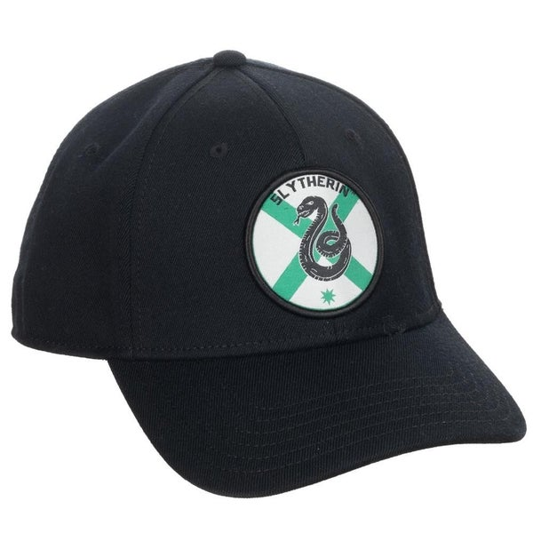 Harry Potter Slytherin Flex Fit Cap Hat