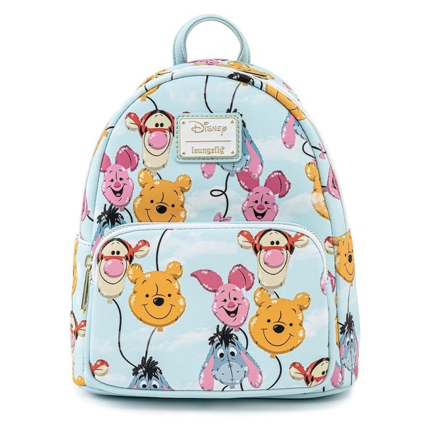 Winnie the Pooh Balloon Friends Mini Backpack  Loungefly