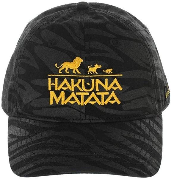 Disney The Lion King Hakuna Matata Cap