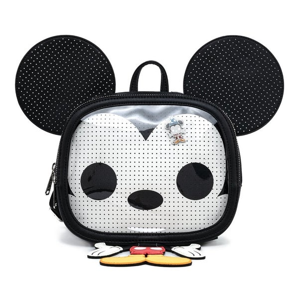Pop Loungefly Disney Mickey Pin Collector Mini BACKPACK